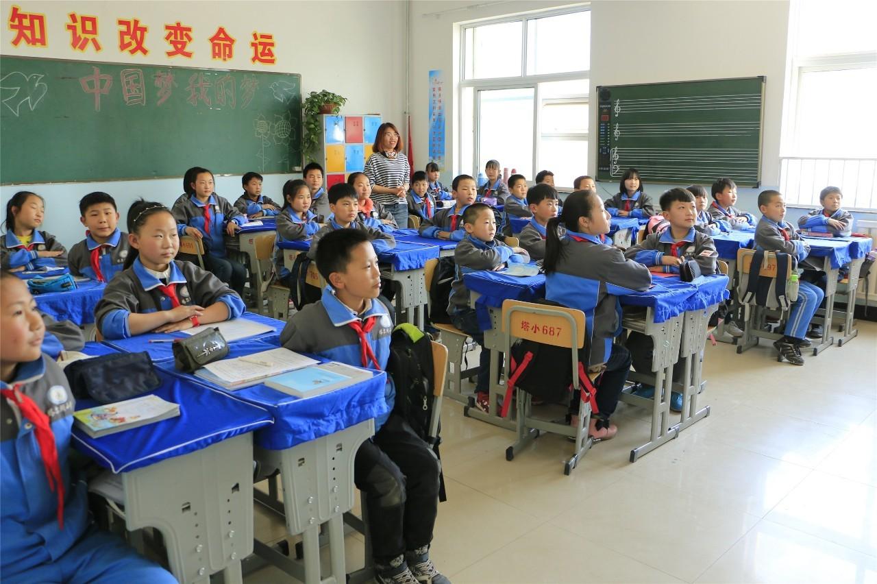 巴彦淖尔市五原县重庆湖小学团委喜迎开展十空港塔尔小学新城图片